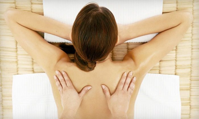 Ocean Blue Medical Massage and SPA - Del Norte: One or Two 60- or 90-Minute Custom Massages at Ocean Blue Medical Massage and SPA (Half Off)