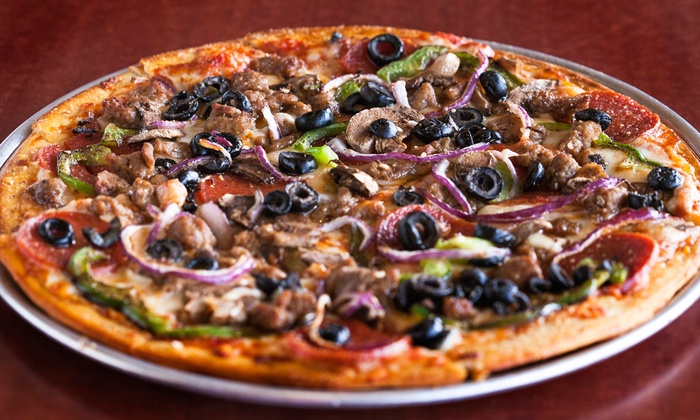 Ragazzi's Pizza - Maple Street: $12 for $20 Worth of Pizza and Sandwiches at Ragazzi's Pizza