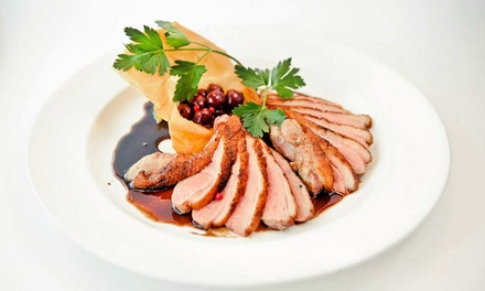 Five-Course Tuscan Lamb Dinner for Two or Four at Amici Restaurant and Bombolini Wine Bar (Up to 47% Off)