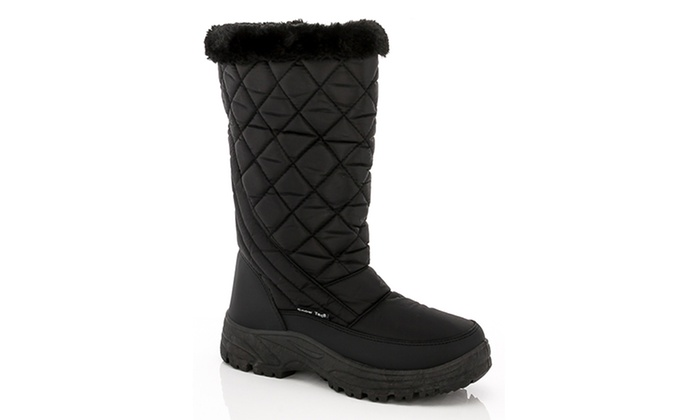 Snow Tec Frost Women's Snow Boots (Size 8) | Groupon