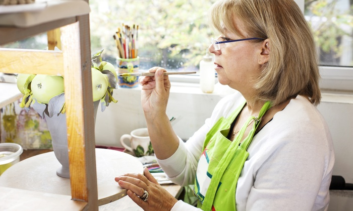 Fall Reflections - Inland Empire: One Month of Handcraft Classes for One or Two from Fall Reflections (Up to 56% Off)