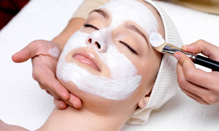 AMskincare skin spa - AMskincare: One or Three Deep-Cleansing or Anti-aging Facials at AMskincare skin spa (Up to 65% Off)
