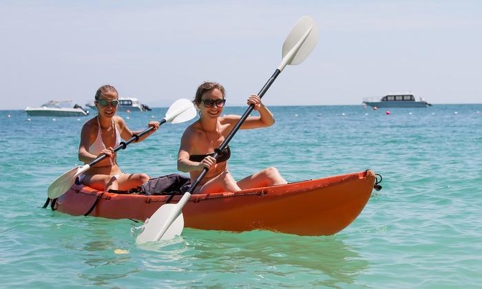 Mobile Kayaks - Providence: $22 for $40 Worth of Kayak Rental — Mobile Kayaks