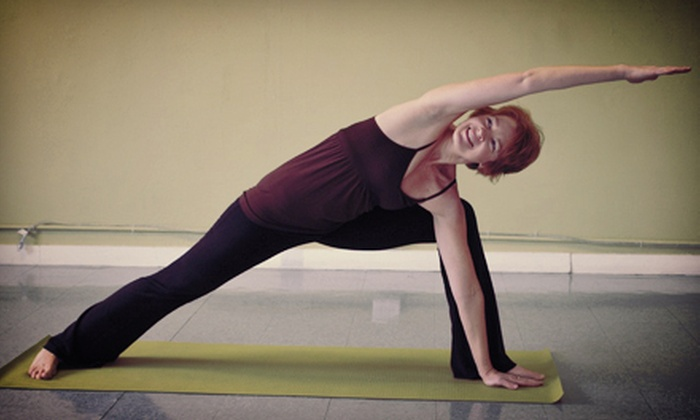 Zen Fitness - Columbus: 10 or 20 Yoga or Pilates Classes at Zen Fitness (Up to 58% Off)