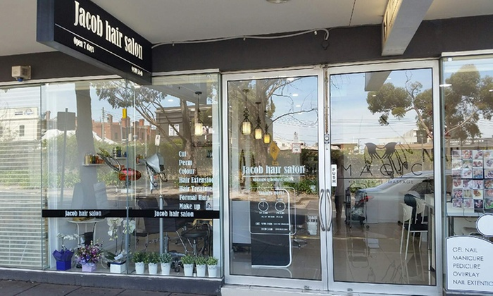 Jacob Hair Salon Up To 64 Off Box Hill Victoria
