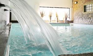 Antico Casale di Montegualandro: Percorso benessere spa e massaggio o menu per 2 o 4 persone da Antico Casale di Montegualandro (sconto fino a 75%)