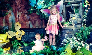 Seven Springs Studios: Fairytale Photoshoot With Prints for £10 at Seven Springs Studios, Choice of Two Locations