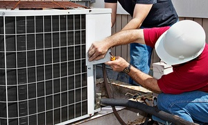 EDS Air Conditioning: Air Conditioning Inspection or Service Agreement Package from EDS Air Conditioning (Up to 51% Off)