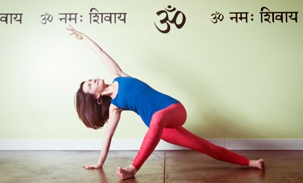 5 or 10 Classes or One Month of Unlimited Classes at Seva Yoga (Up to 71% Off)