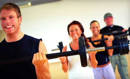One or Three Months of Unlimited Fitness Classes at Rock Solid Fitness (Up to 65% Off)