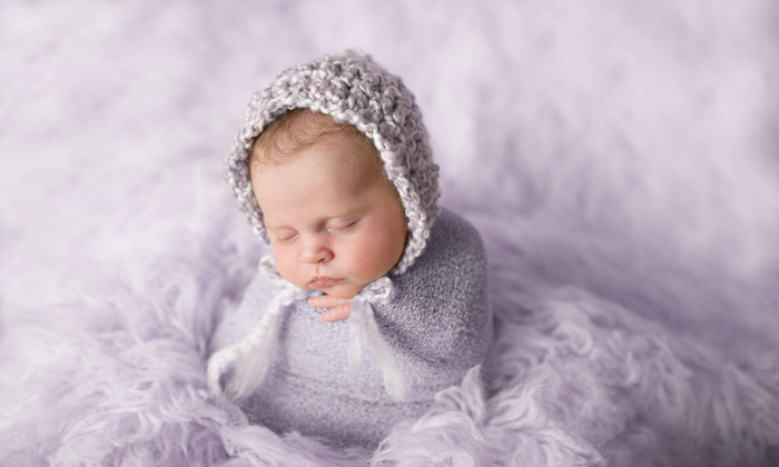 Jessica Lynn Photography - Portage: Session Fee for 180-Minute Newborn Photo Shoot from Jessica Lynn Photography