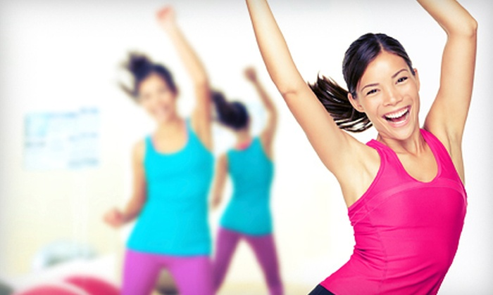 Zumba Fitness - Southside: 5 or 10 Zumba Classes at Zumba Fitness (Up to 56% Off)