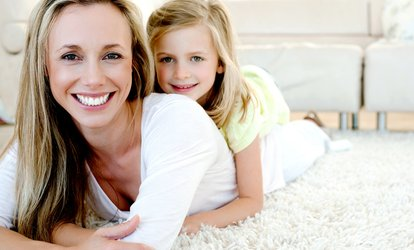 Carpet Cleaning for Three or Five Rooms from Carpets Inc. (Up to 53% Off)