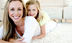 Carpets Inc.: Carpet Cleaning for Three or Five Rooms from Carpets Inc. (Up to 53% Off)