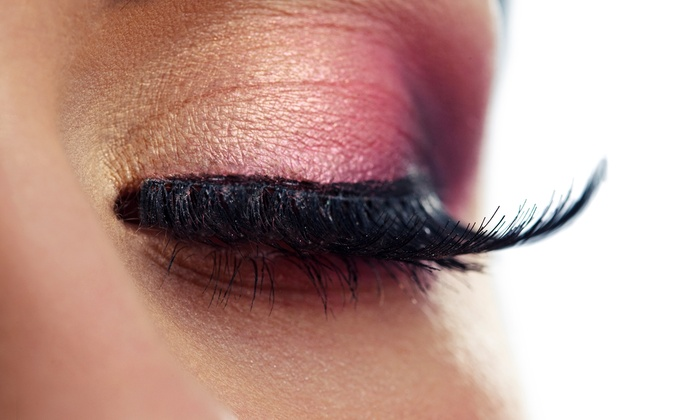 Permanent Makeup or Eyelash Extensions at Boundless Beauty Beautique (Up to 64% Off). Six Options Available.
