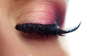 The Lash And Beauty Lounge By Heather: Set of Lashes with Optional Two-Week Fill at The Lash And Beauty Lounge By Heather (Up to 56% Off)