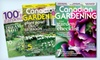 """Canadian Gardening"" - Saskatoon: $10 for a One-Year Subscription to ""Canadian Gardening"" Magazine ($19 Value)"