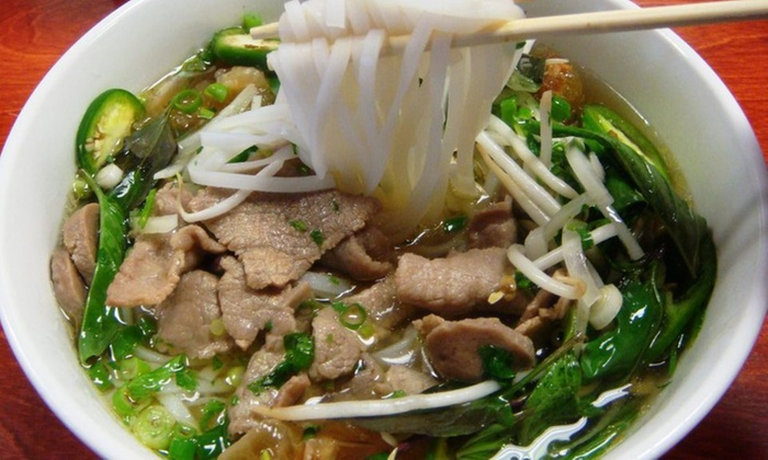 Lucky buddha - Gravois Park: $12 for $20 Worth of $20 worth of food and drink at Lucky buddha