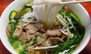 Lucky buddha: $12 for $20 Worth of $20 worth of food and drink at Lucky buddha