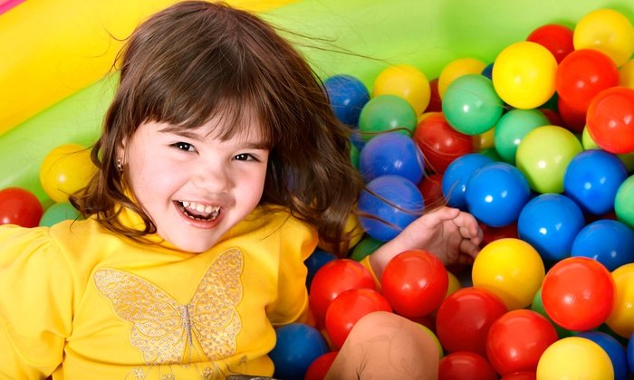 Fun World Family Playcentre - Fleetwood: $25 Five Play-Centre Visits at Fun World Family Playcentre (Up to C$50 Value)