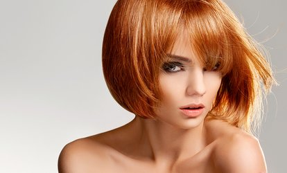 image for Cut and Blow-Dry With Conditioning Mask Treatment at Black Sheep Hair (64% Off)