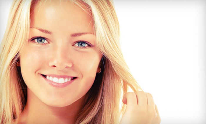 Optimum Dental - Optimum Dental: Zoom! Teeth-Whitening Treatment with or without Exam, Cleaning, and X-rays at Optimum Dental (Up to 72% Off)