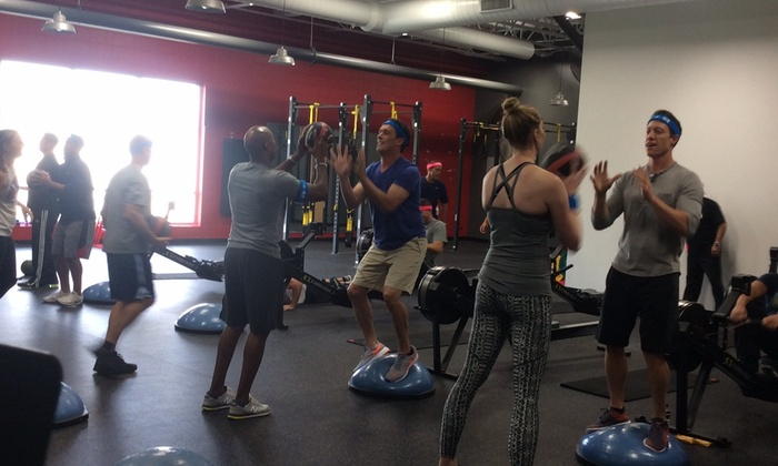BzBodyFitness - Eden Prairie: Eight Weeks of Membership and Unlimited Fitness Classes at BzBodyFitness (65% Off)