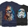 Men's Star Wars Geometric T-Shirts