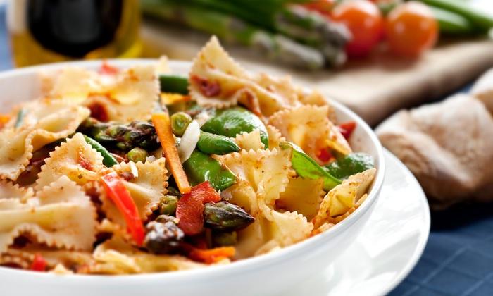 Arezzo Ristorante - Fulton: Tuscan Cuisine, Neapolitan Pizza, and Drinks for Lunch or Dinner at Arezzo Ristorante (Up to 50% Off)