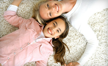 Carpet Cleaning for Up to Three Rooms and a Hallway, or for a Whole House from Mundae Cleaning Services (Up to 70% Off)