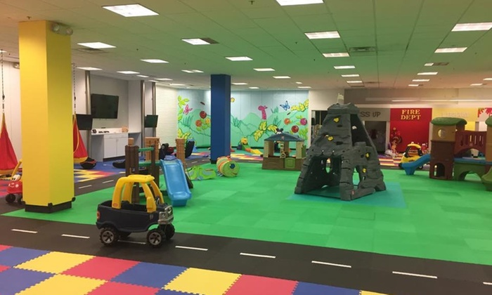 Shop N Play - Strongsville: An Indoor-Playground Visit at Shop N Play (40% Off)