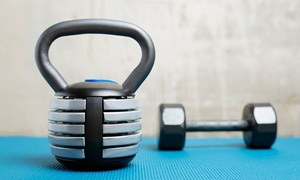 CrossFit Body & Fuel: CrossFit Classes at CrossFit Body & Fuel (Up to 75% Off). Two Options Available.