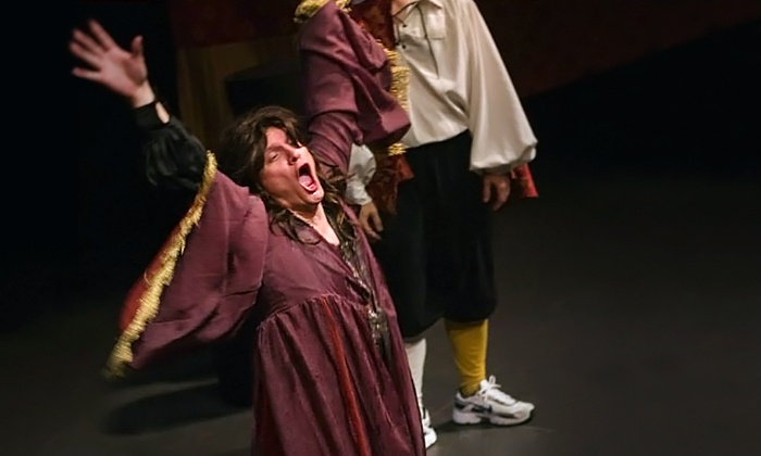 """The Complete Works of William Shakespeare (Abridged) presented by CenterPoint Legacy Theatre - Leishman Performance Hall: """"The Complete Works of William Shakespeare (Abridged)"""" presented by CenterPoint Legacy Theatre (Up to 44% Off)"""
