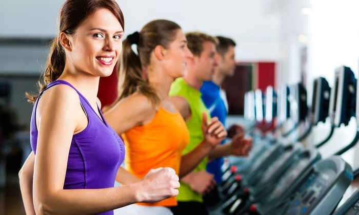 Fisique Fitness - Downtown: $149 for Mark McKenna's Golf Program with Personal Training and One-Month Gym Membership at Fisique Fitness ($330 Value)