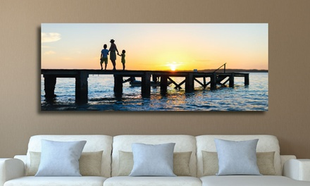Gallery-Wrapped Canvas from ArtsyCanvas (Up to 68% Off). Four Sizes Available.