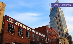 The Johnny Cash Museum: General Admission for Two or Four to The Johnny Cash Museum (Up to 55% Value)