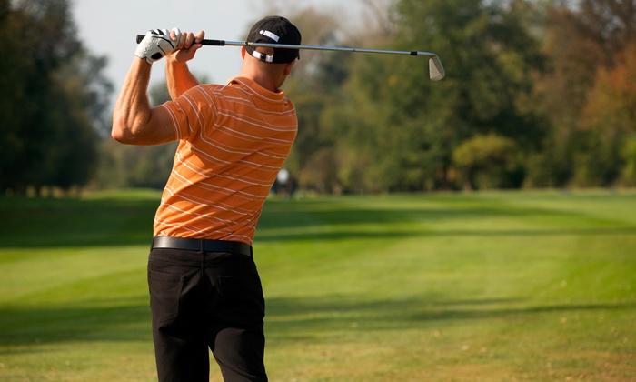 Hidden Oaks Golf Course - Saint Louis: $19 for $32 Worth of Golf — Hidden Oaks Golf Course Lounge