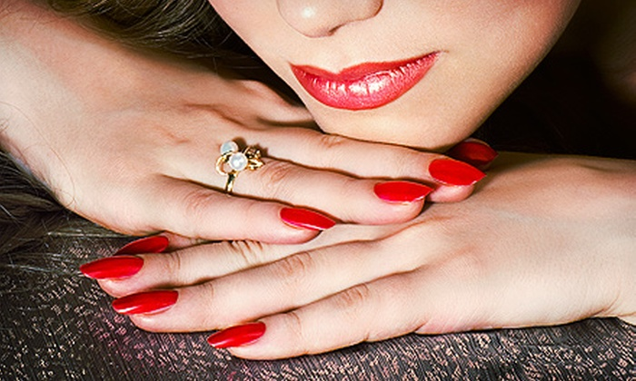 Painted Paisley Nails - Henrietta: One or Three Gel-Polish Manicures at Painted Paisley Nails (Up to 53% Off)