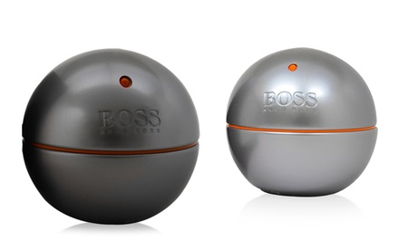 Hugo Boss Eau de Toilette for Men; 1.3 Oz. or 3 Oz.