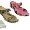 Dawgs Women's Mossy Oak Comfort Sandals