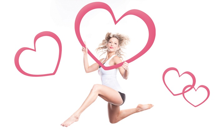 Flirty Girl Fitness - 2215 N. Halsted: Five Classes, or One Month of Pink or Cardio Membership at Flirty Girl Fitness (Up to 61% Off)