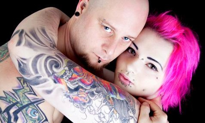 Evermore ink - East Islip: Piercing with Basic Jewelry from Evermore Ink (50% Off)