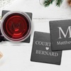 Up to 70% Off Custom Slate Coasters from Monogram Online