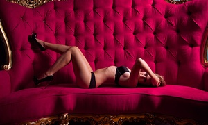 Tiffany Tagle Photography: $104 for a One-Hour Boudoir Photo Shoot with $50 Toward Products at Tiffany Tagle Photography ($438 Value)