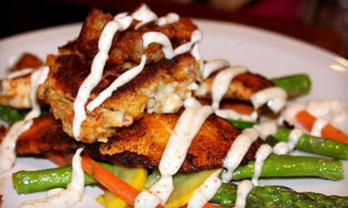 Magnolia Grill and Bar - Shenandoah: $10 for $20 Worth of Southern Cuisine and Drinks at Magnolia Grill and Bar