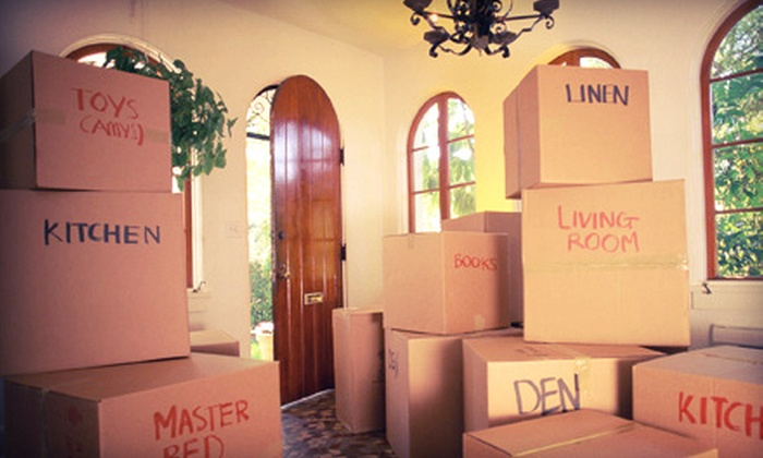 Moving APT - Miami: Four Hours of Local or Long-Distance Moving Services from Moving APT (Up to 52% Off)