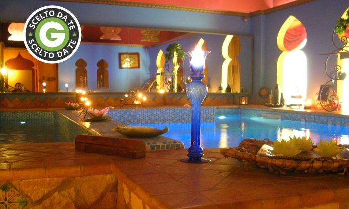Harem Del Benessere - HAREM DEL BENESSERE: Harem del Benessere - Percorso spa di coppia a scelta con hammam e massaggio da 49 €