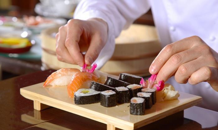 Hungry Samurai - Huntington Park: $5 Off Calamari Tempura Roll at Hungry Samurai