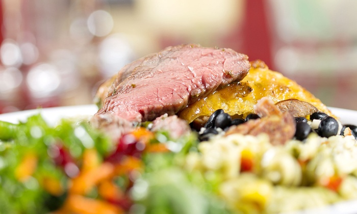 Rio Grill Brazilian Steakhouse - Spokane: Catered Churrasco Meal for Up to 5, 10, 15, or 20 from Rio Grill ( 46% Off)