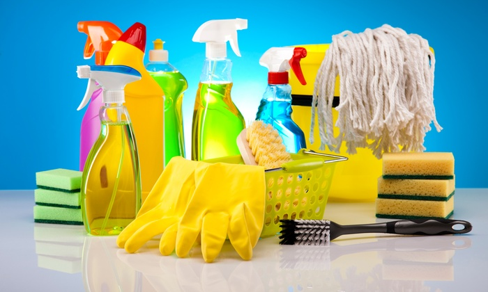 Axxium House Cleaning & Lawn - Houston: 180 Minutes of Housecleaning from Axxium House Cleaning & Lawn (45% Off)